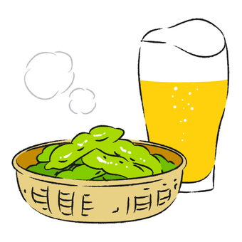 Beer and beans