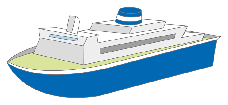 A contact ship