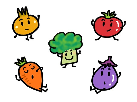 Wow vegetables