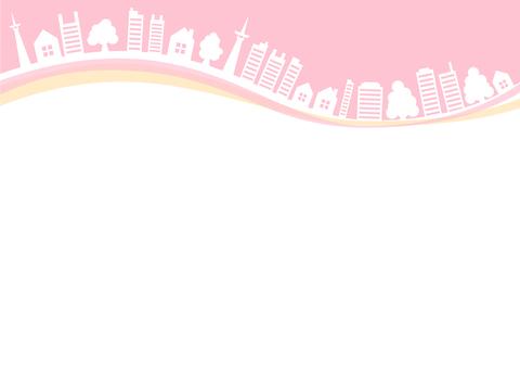 City Frame Frame Spring Pink