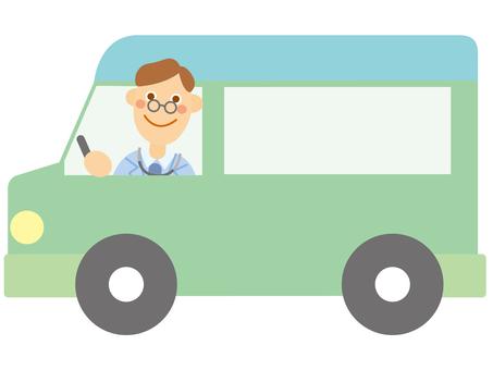 Welfare vehicle _ Doctor