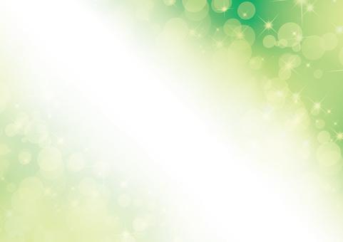 Green sparkling 16