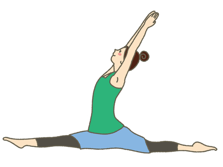 Women who do yoga 4