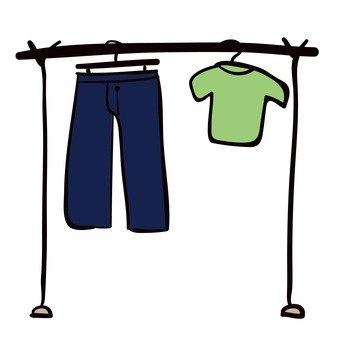 Clothesline 1