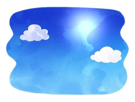 Daytime image illustration