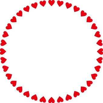 Heart material 1c