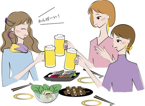 Women's Association Izakaya