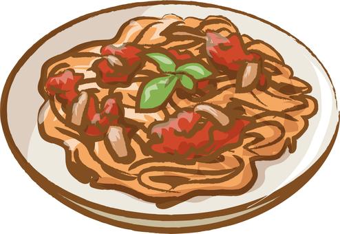 스파게티 토마토 소스