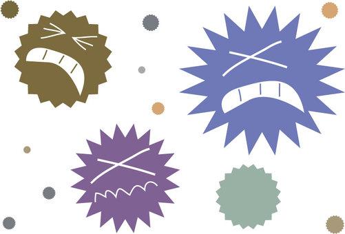 Bacteria influenza 3
