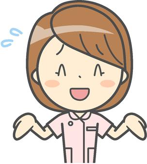 I nurse aM55a scared 1a ヒ