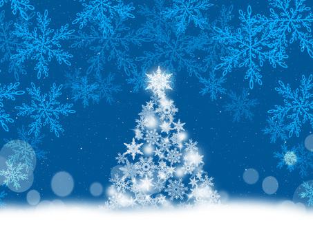 Fantastic holiday night Christmas tree 3