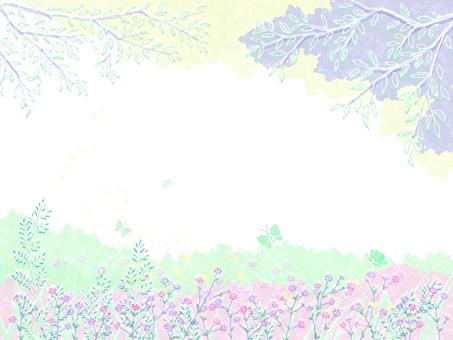 Spring landscape 11