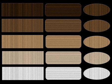 grain woody texture