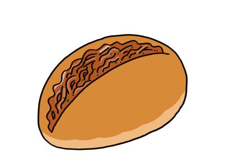 Yakisoba麵包