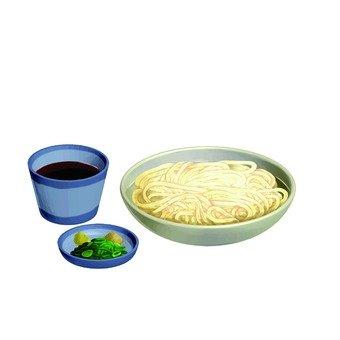 Somen noodles 1