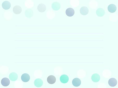 淺藍色圓點背景(帶格線)