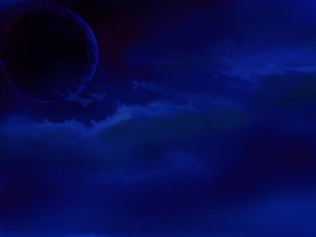 Eerie planet