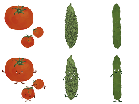 Summer vegetable