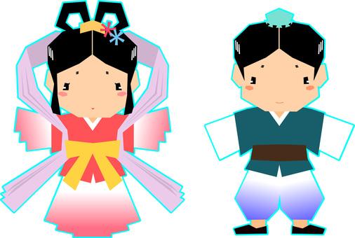Tanabata (Orihime, Hikoshi)