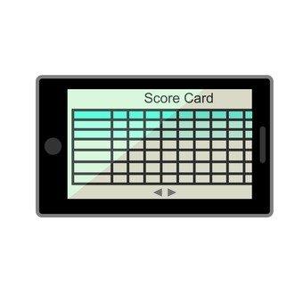 Score management