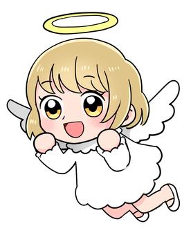 天使(大きいサイズ)
