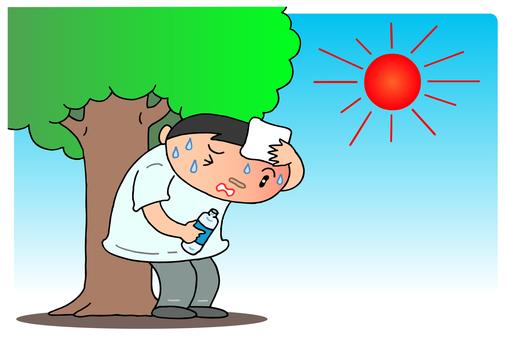 Heat stroke.3