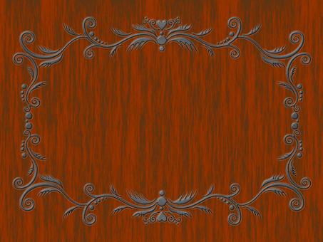 Iris Fragrant Wood C