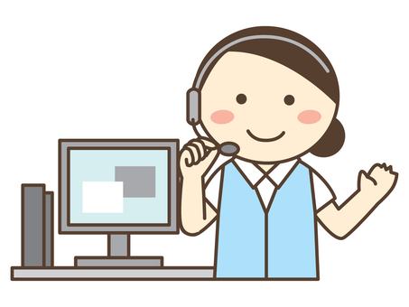 Call center / Telephone operator