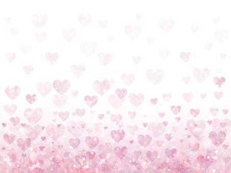 Heart variety various 6