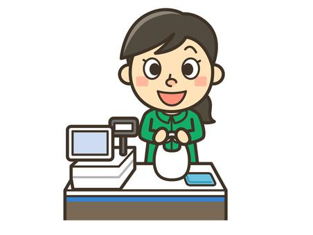 Part-time job female 3_005