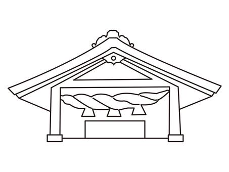 Izumo Taisha Shimane prefecture