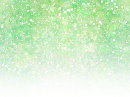 Mixing dots 61 (green and white)
