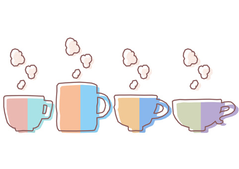 Illustration 5 of tea time together