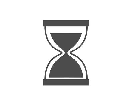 Analog hourglass
