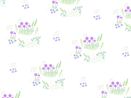 Various flower and plant wallpaper 04