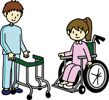 Rehabilitation _ Wheelchair 2