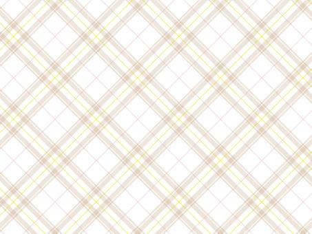 White spring mix color tartan check B 04