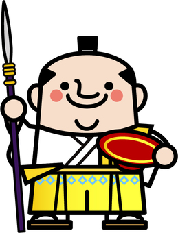 Uncle fairy Kuroda nabe dancer