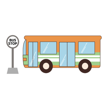 Image of bus stop