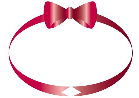 Frame ribbon