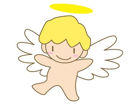 Child's angel