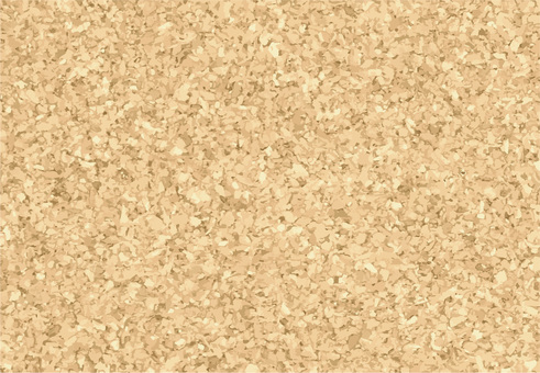 Cork board ☆ (background image material) for synthetic processing