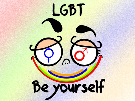 LGBT Be your self