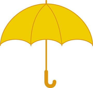 Umbrella (yellow / yellow)
