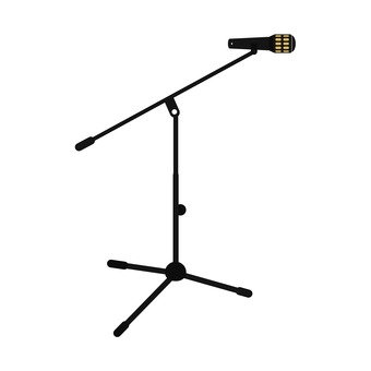 Microphone stand 3