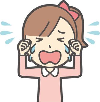 女の子ピンク長袖-173-バスト
