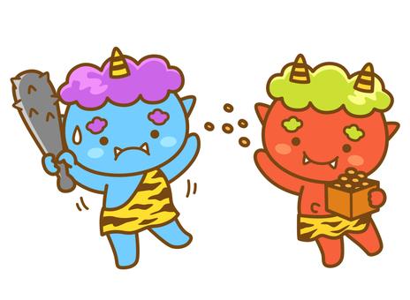 Bean Maki Oni