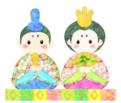 Hina Matsuri Doll Dolls