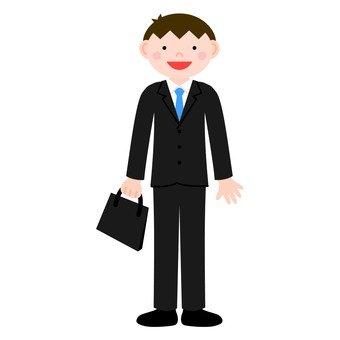 Suit men 1