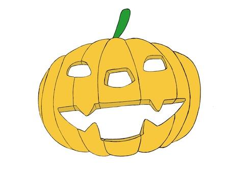 Pumpkin, front